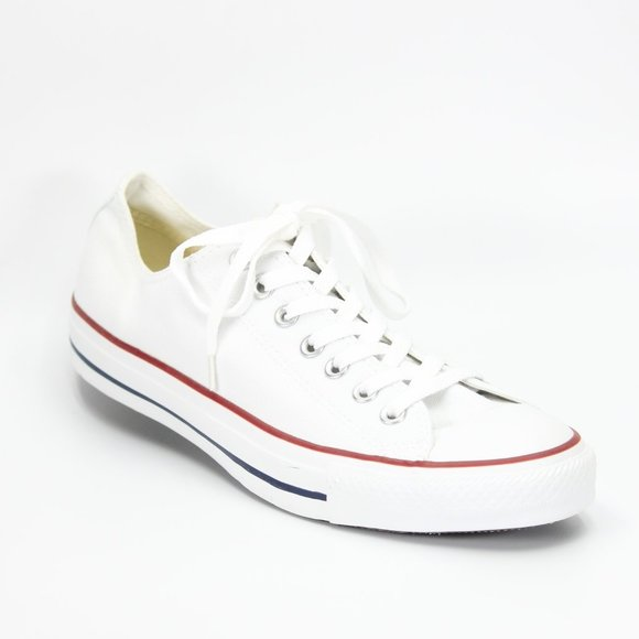 CONVERSE All Star OX Optical White Low Tops